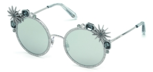 Atelier Swarvski occhiali da sole 2019: l'uso opulento e innovativo del cristallo