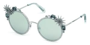 Atelier Swarovski occhiali da sole 2019: l'uso opulento e innovativo del cristallo