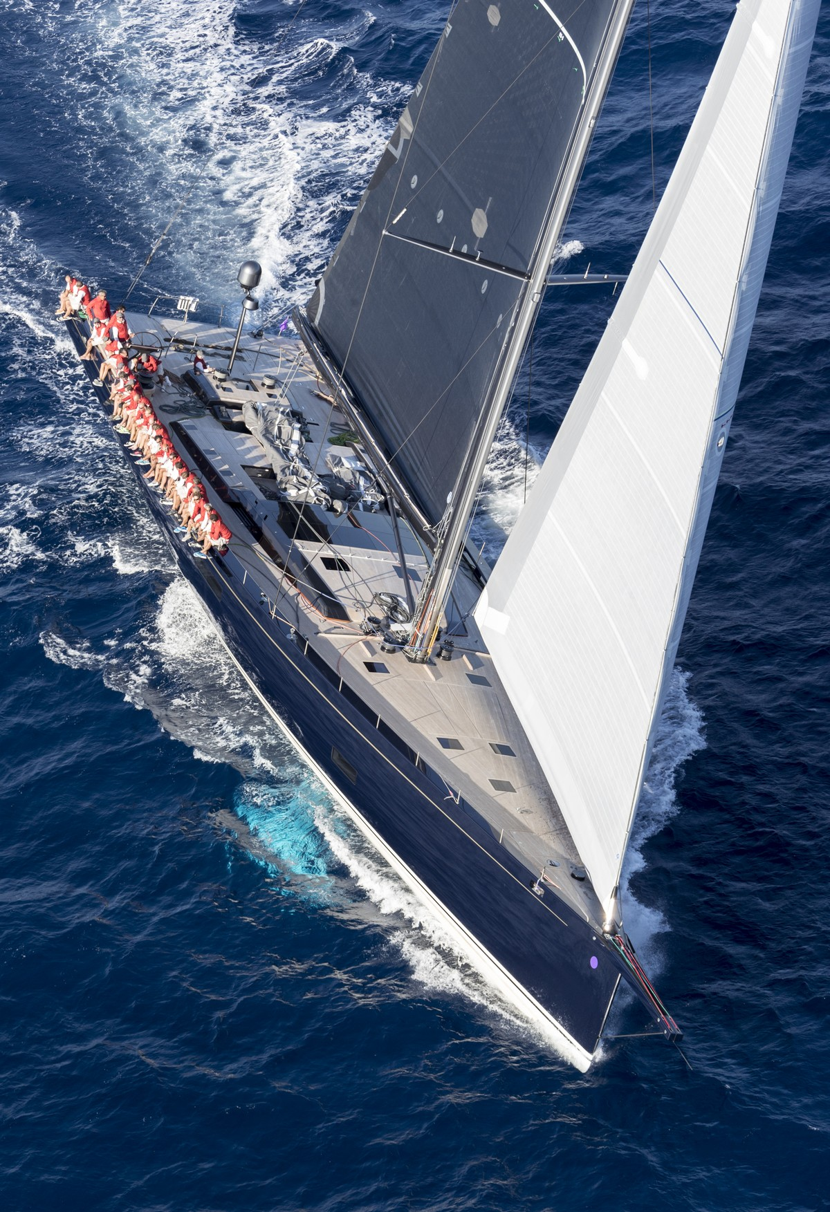Baltic 130 My Song superyacht