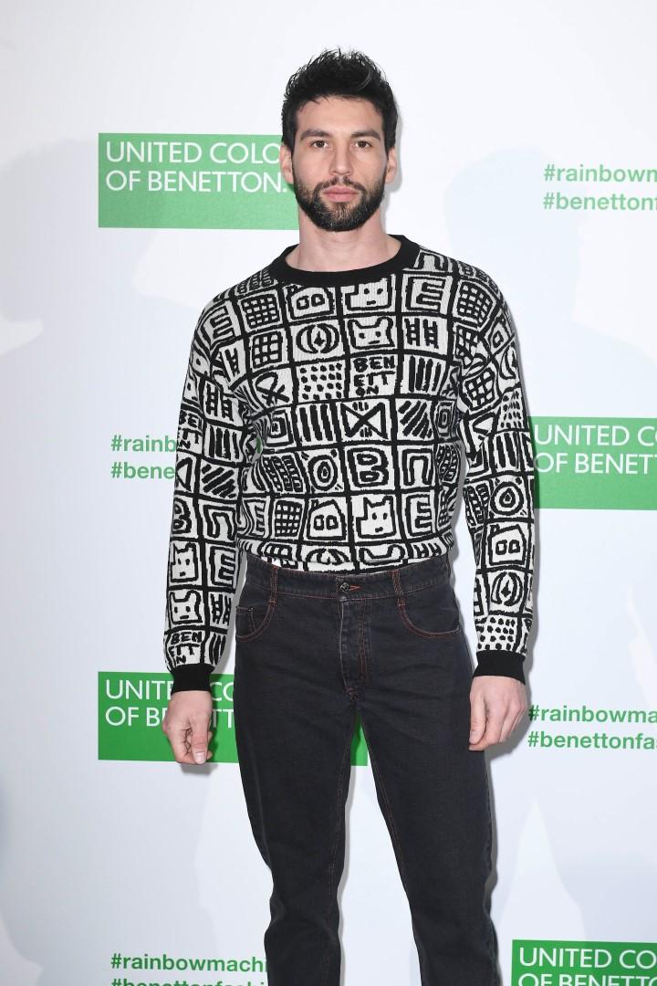 Benetton sfilata autunno inverno 2019