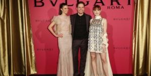 Berlinale 2019 Bulgari party: il Secret Garden con Toni Garrn e Daniel Brühl