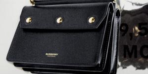 Burberry borse autunno inverno 2019: la nuova Title bag per la capsule B Series