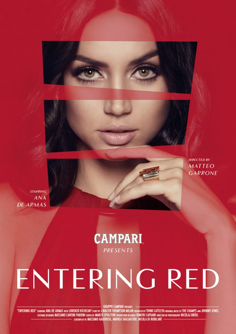Calendario Campari 2019 Entering Red