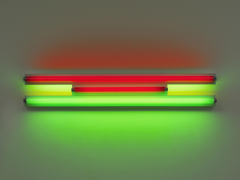 Cardi Gallery Milano Dan Flavin