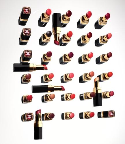 Chanel Rouge Coco Flash 2019: una palette irresistibile!