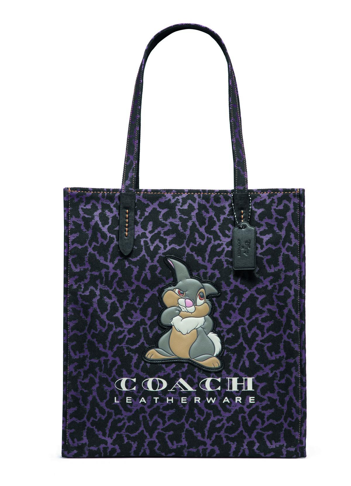 Coach Disney collezione 2019