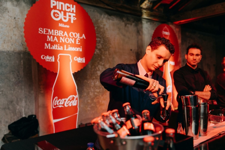 Coca-Cola cocktails 2019