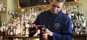 """Coca-Cola cocktails 2019: il CokeTails """"Sembra Cola ma non è"""" di Mattia Lissoni"""