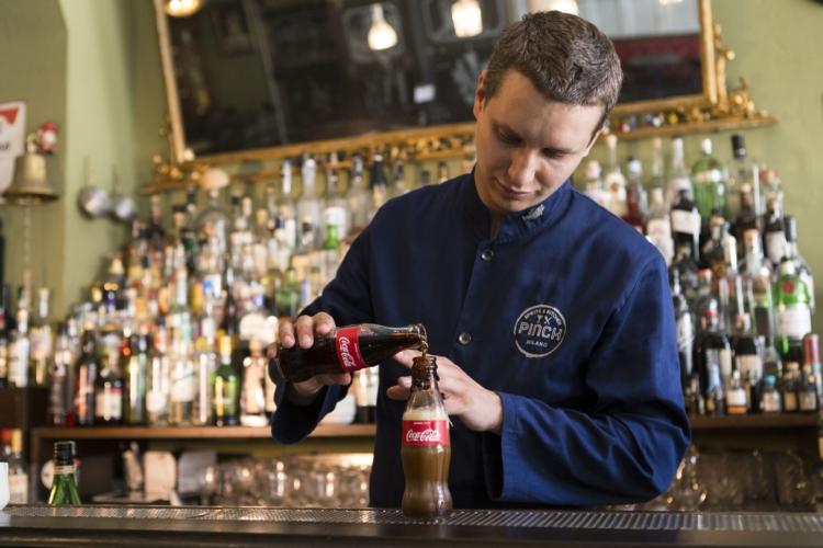 Coca-Cola cocktails 2019