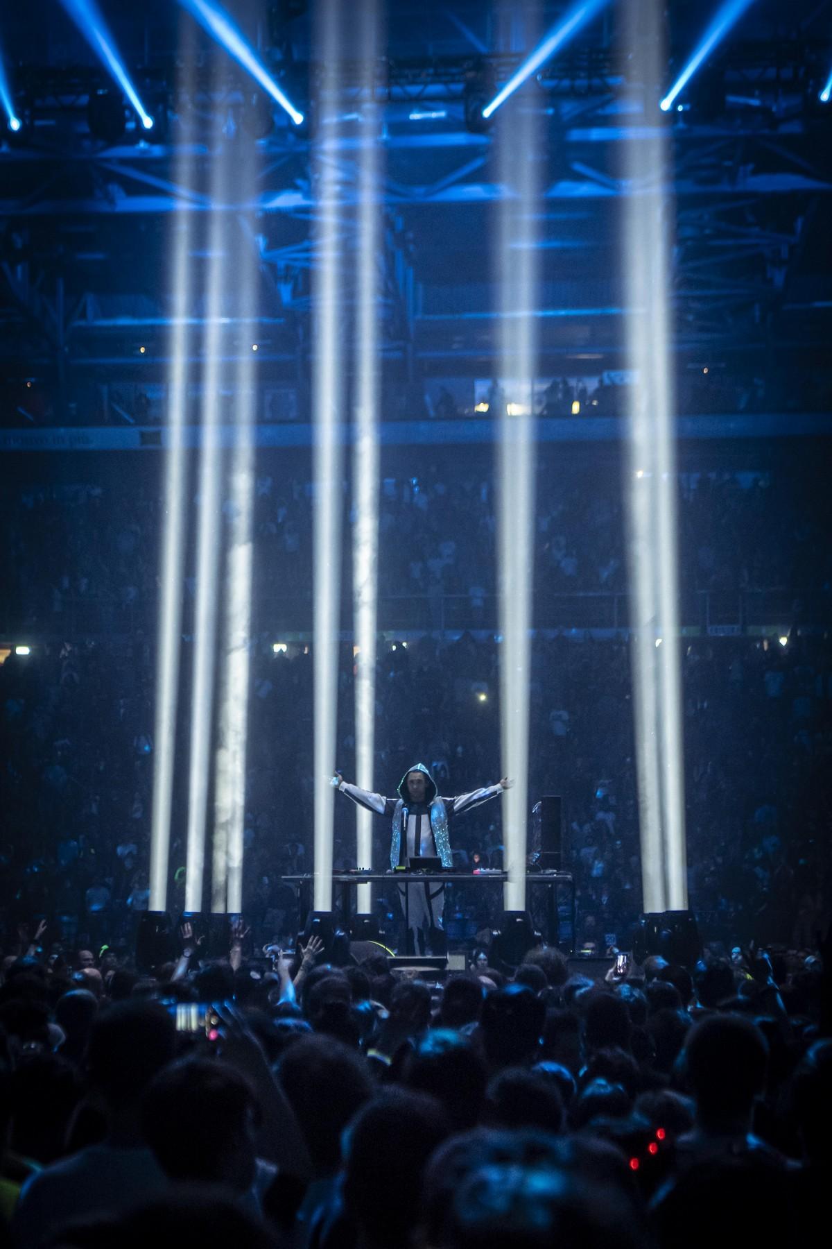 Cosmo concerto Forum Assago Milano 2019