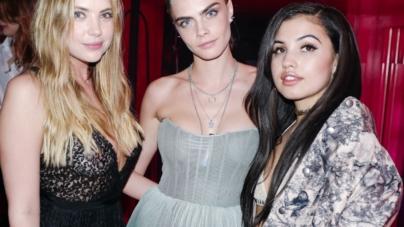 Dior Addict Stellar Shine lipstick 2019: il party a Parigi con Cara Delevingne