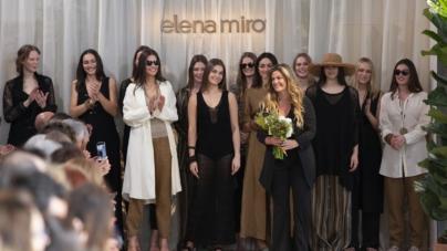 Elena Mirò Vanessa Incontrada primavera 2019: la sfilata a Milano