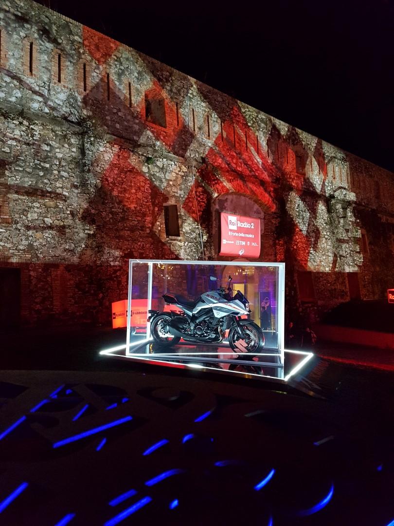 Festival Sanremo 2019 Suzuki