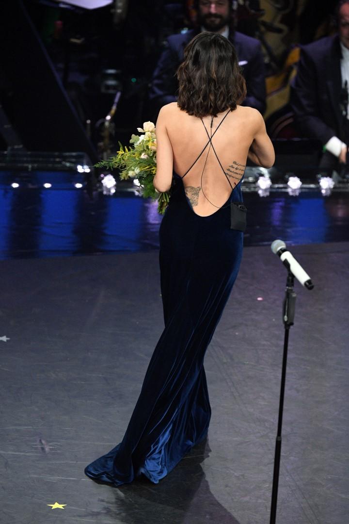 Festival Sanremo 2019 abiti finale