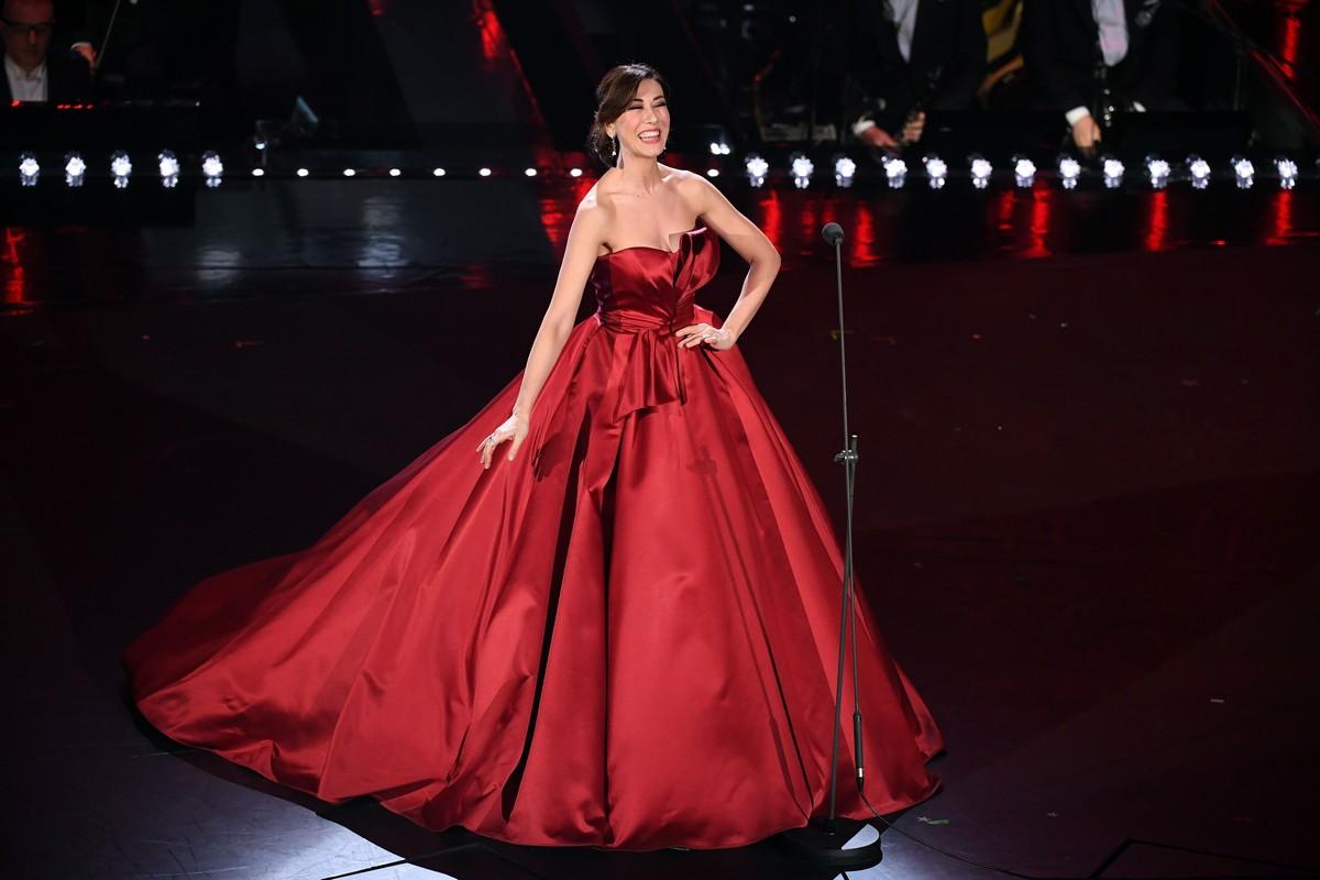 Festival Sanremo 2019 abiti seconda serata