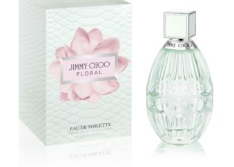 Jimmy Choo Floral profumo: la nuova fragranza Eau de Toilette