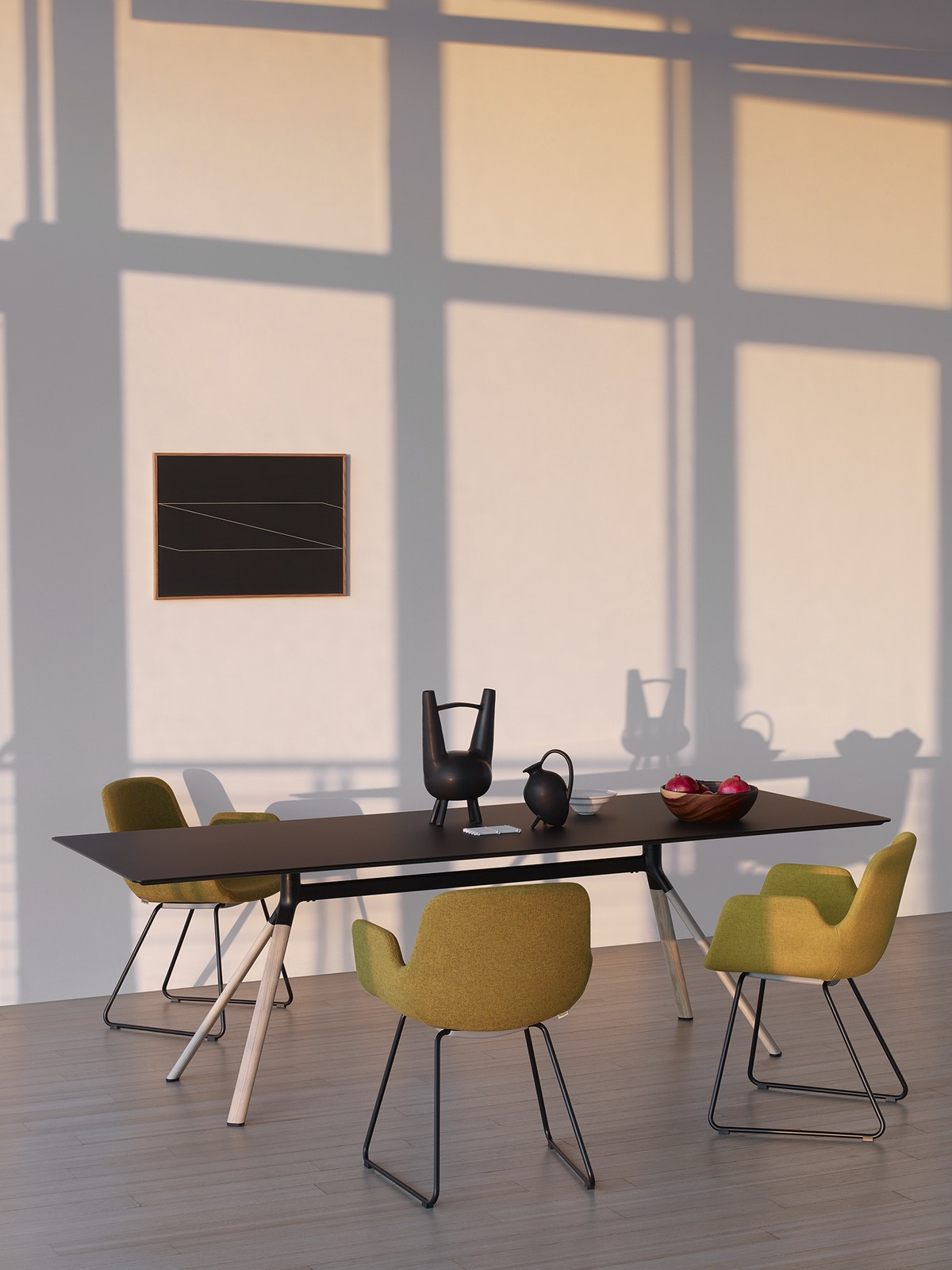 lapalma novit design 2019 pezzi iconici sedia. Black Bedroom Furniture Sets. Home Design Ideas