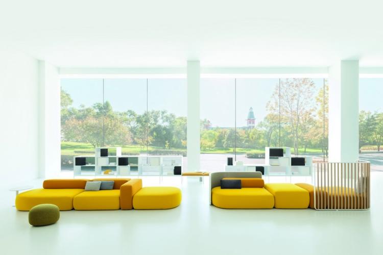 Lapalma novità design 2019: i pezzi iconici e i nuovi universi progettuali