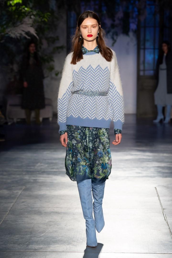 Luisa Beccaria autunno inverno 2019