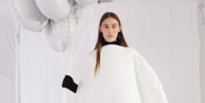 MM6 Maison Margiela autunno inverno 2019: la nuova concettualità in bianco e nero