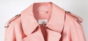 Maison Margiela Mackintosh primavera estate 2019: l'esclusivo trench rosa bubble-gum