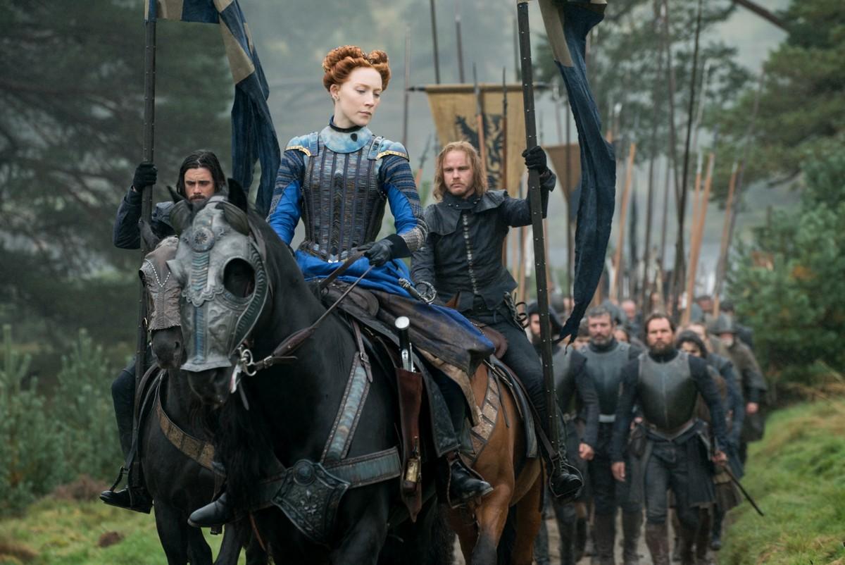 Maria Regina di Scozia film 2019