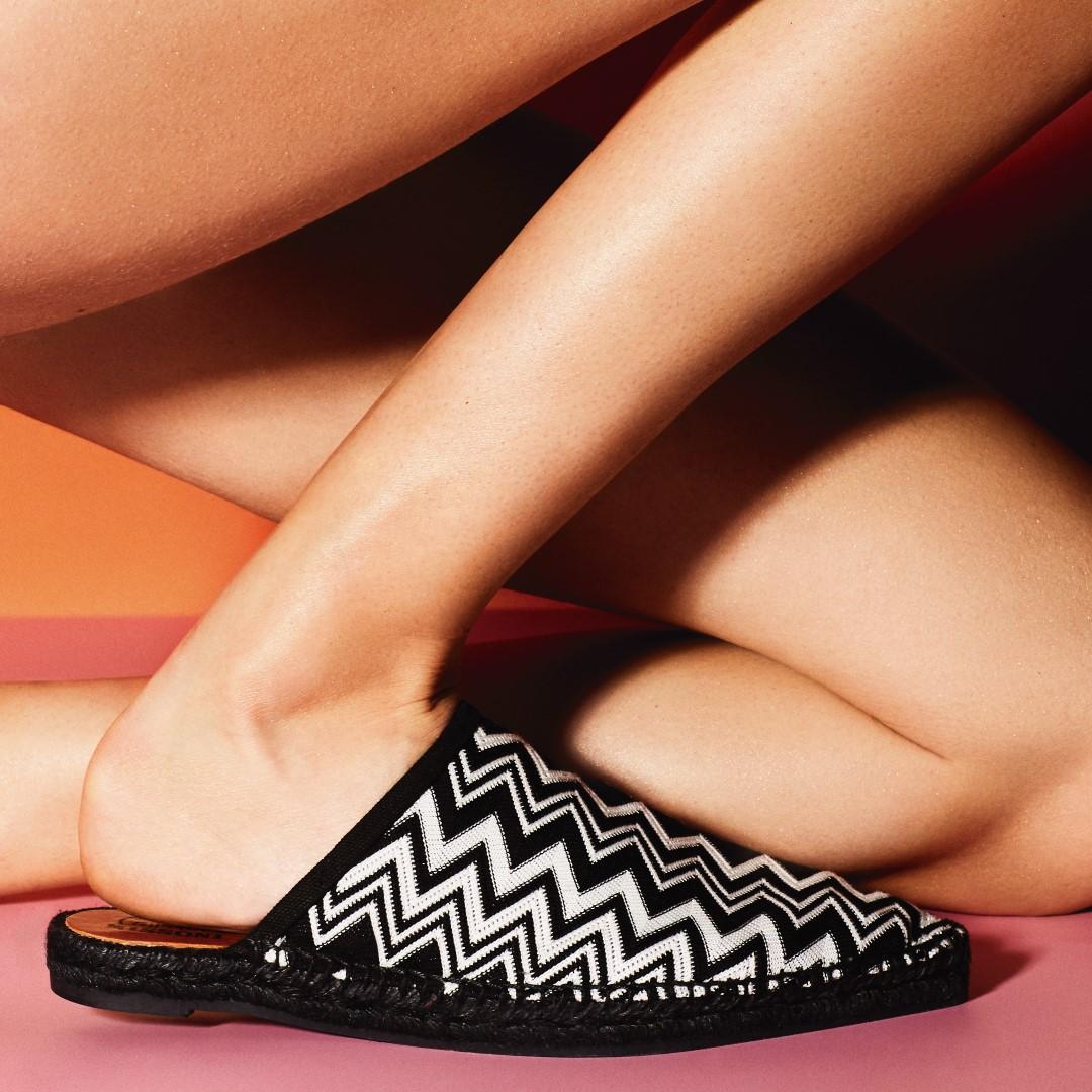 Missoni Castañer scarpe primavera estate 2019
