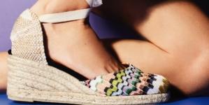 Missoni Castañer scarpe primavera estate 2019: le iconiche espadrilles