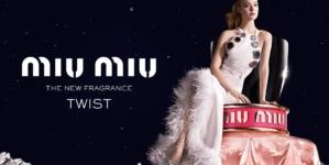Miu Miu profumo Twist: la nuova fragranza, la campagna con Elle Fanning