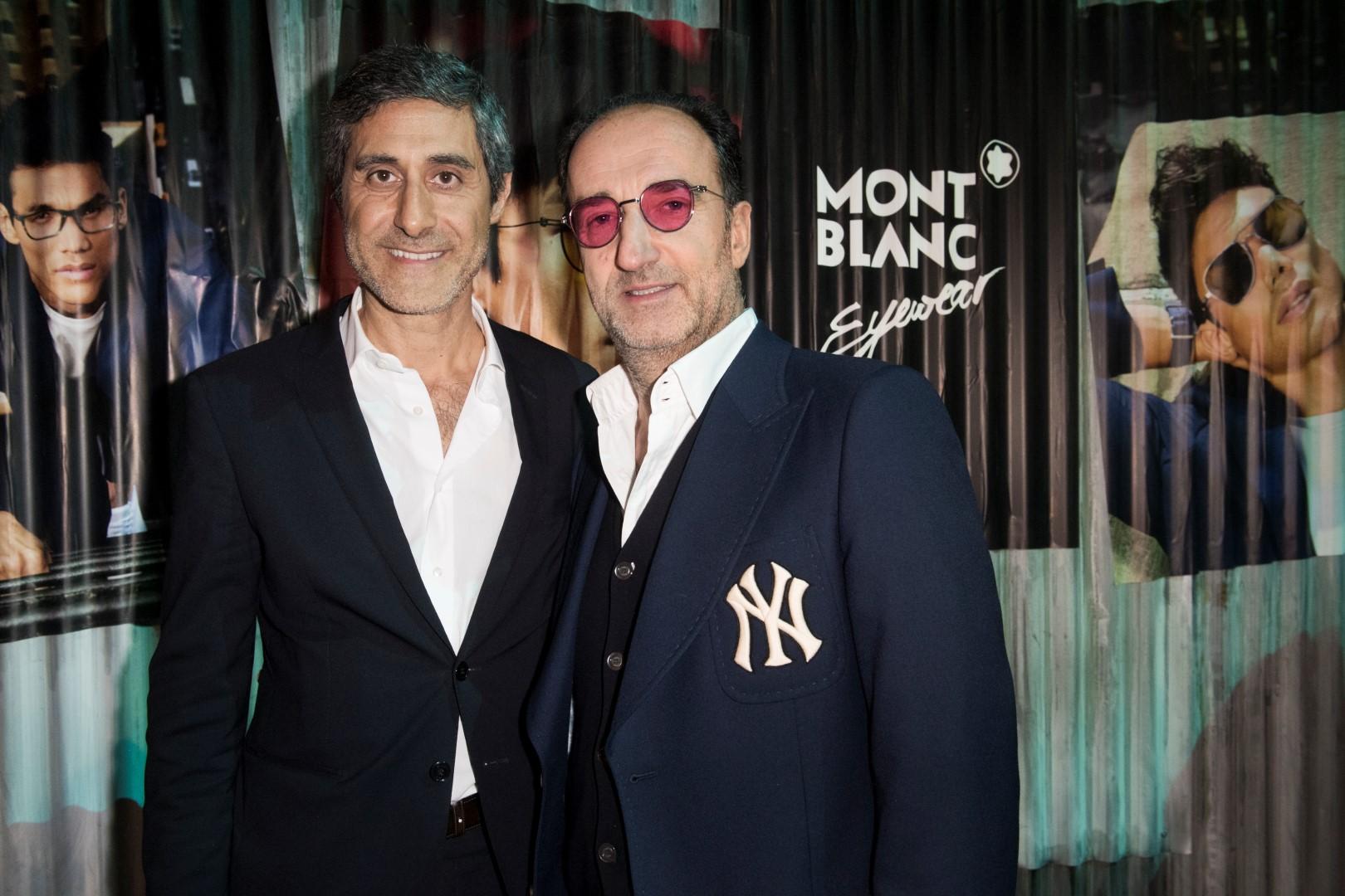 Montblanc occhiali da sole 2019