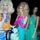 Moschino autunno inverno 2019 2020: il Game Show, i look e il backstage