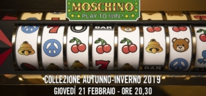 Moschino sfilata autunno inverno 2019 Live Streaming: la diretta video su Globe Styles