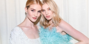 New York Fashion Week 2019: il party di Attico con Rosie Huntington Whiteley ed Elsa Hosk