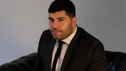 Philip Watch Salvatore Esposito: il nuovo brand ambassador