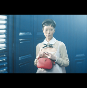 Prada donna campagna primavera estate 2019: cinque film e cinque eroine