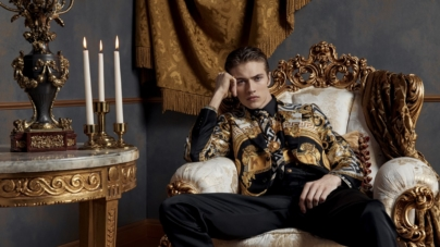 Versace Kith capsule collection 2019: codici iconici e attitude graffiante