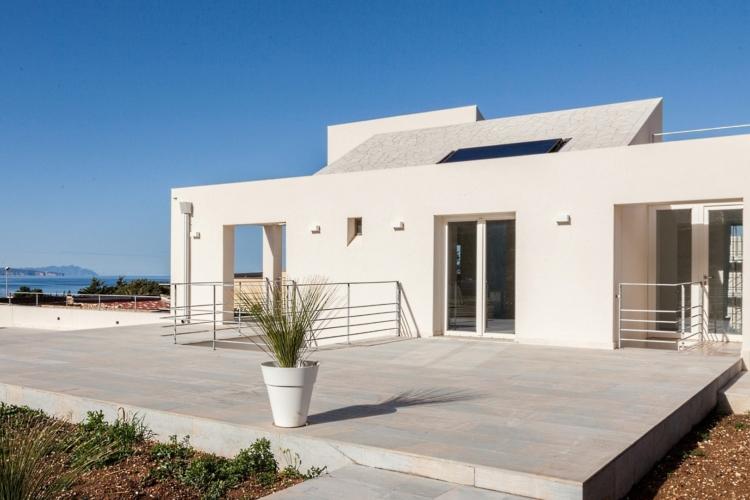 Villa Marilena Trapani architettura