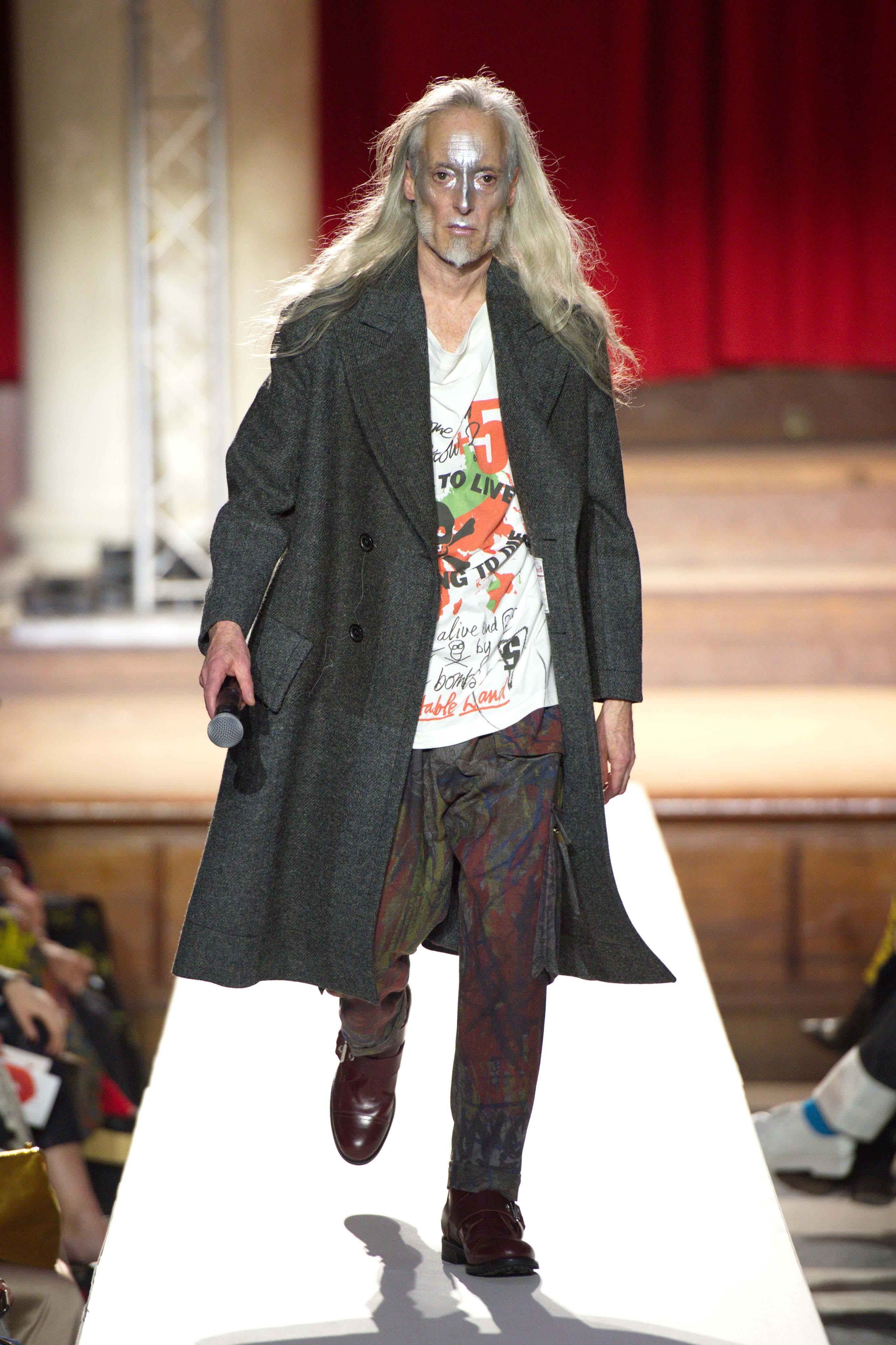 Vivienne Westwood autunno inverno 2019