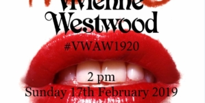 Westwood sfilata autunno inverno 2019 Live Streaming: la diretta video