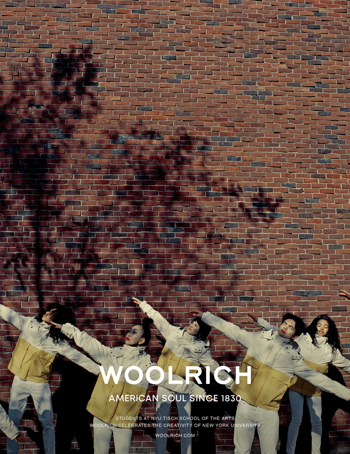 Woolrich campagna primavera estate 2019