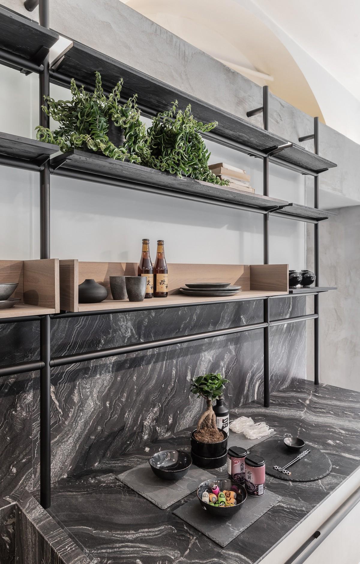 Zampieri cucine accessori 2019