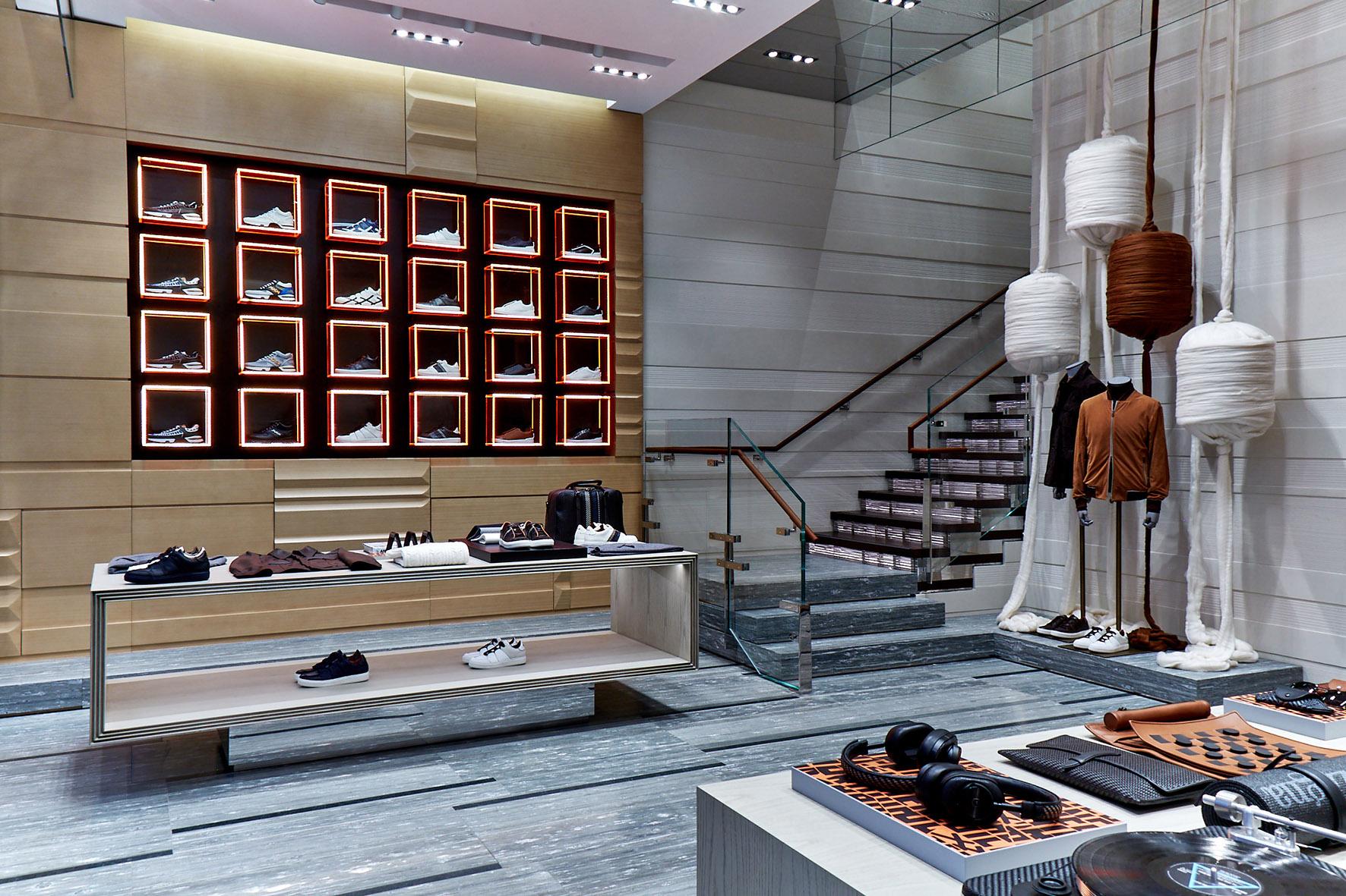 Zegna New York store