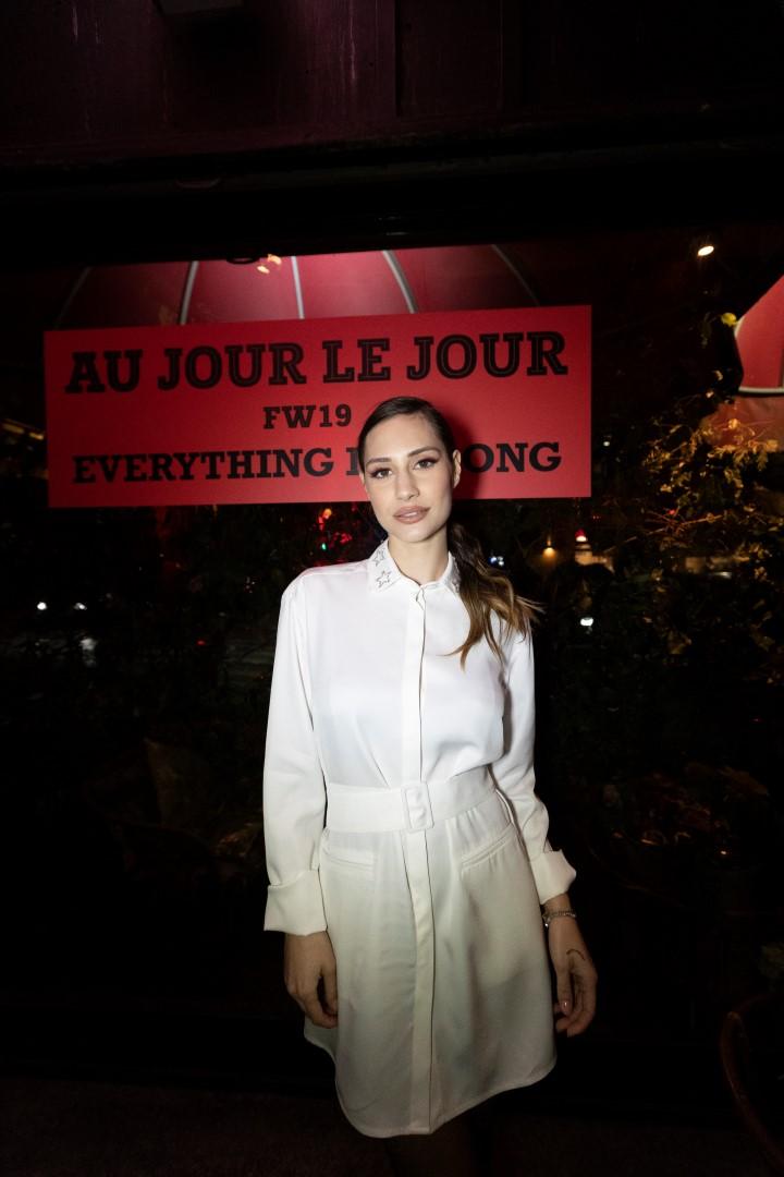 Au Jour Le Jour autunno inverno 2019