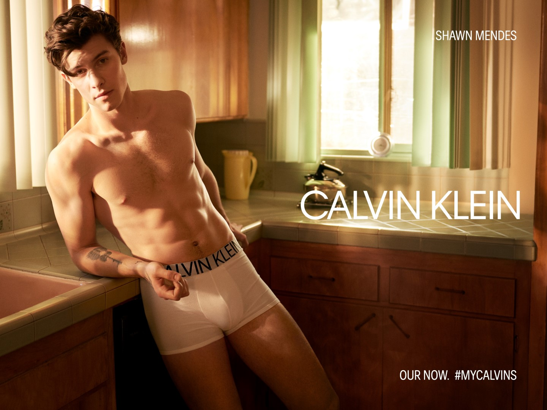 Calvin Klein Shawn Mendes 2019
