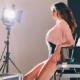 Belen Rodriguez Cotril 2019: la showgirl resta il volto del del brand