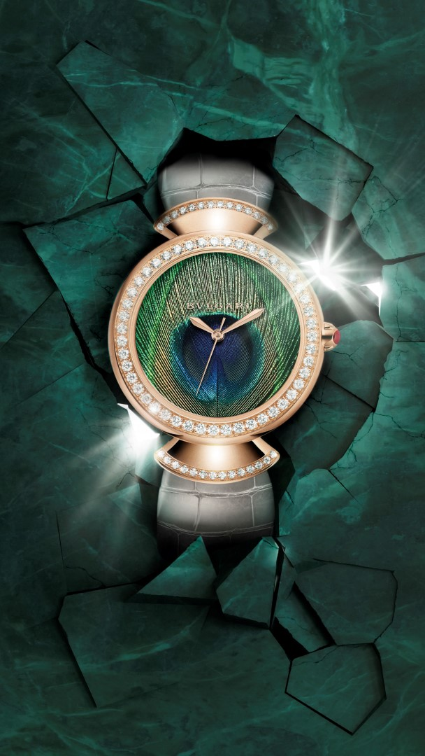 Bulgari orologi femminili Divas' Dream