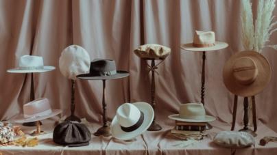 Cappelli autunno inverno 2019: la collezione Atome