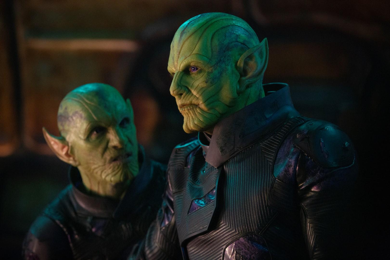 Captain Marvel film 2019