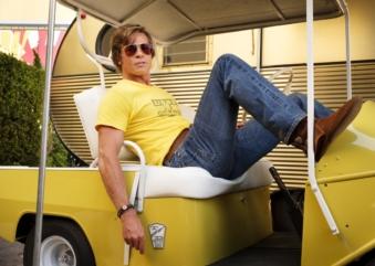 C'era una volta a Hollywood trailer: la premiere a Los Angeles con Leonardo DiCaprio, Brad Pitt e Margot Robbie