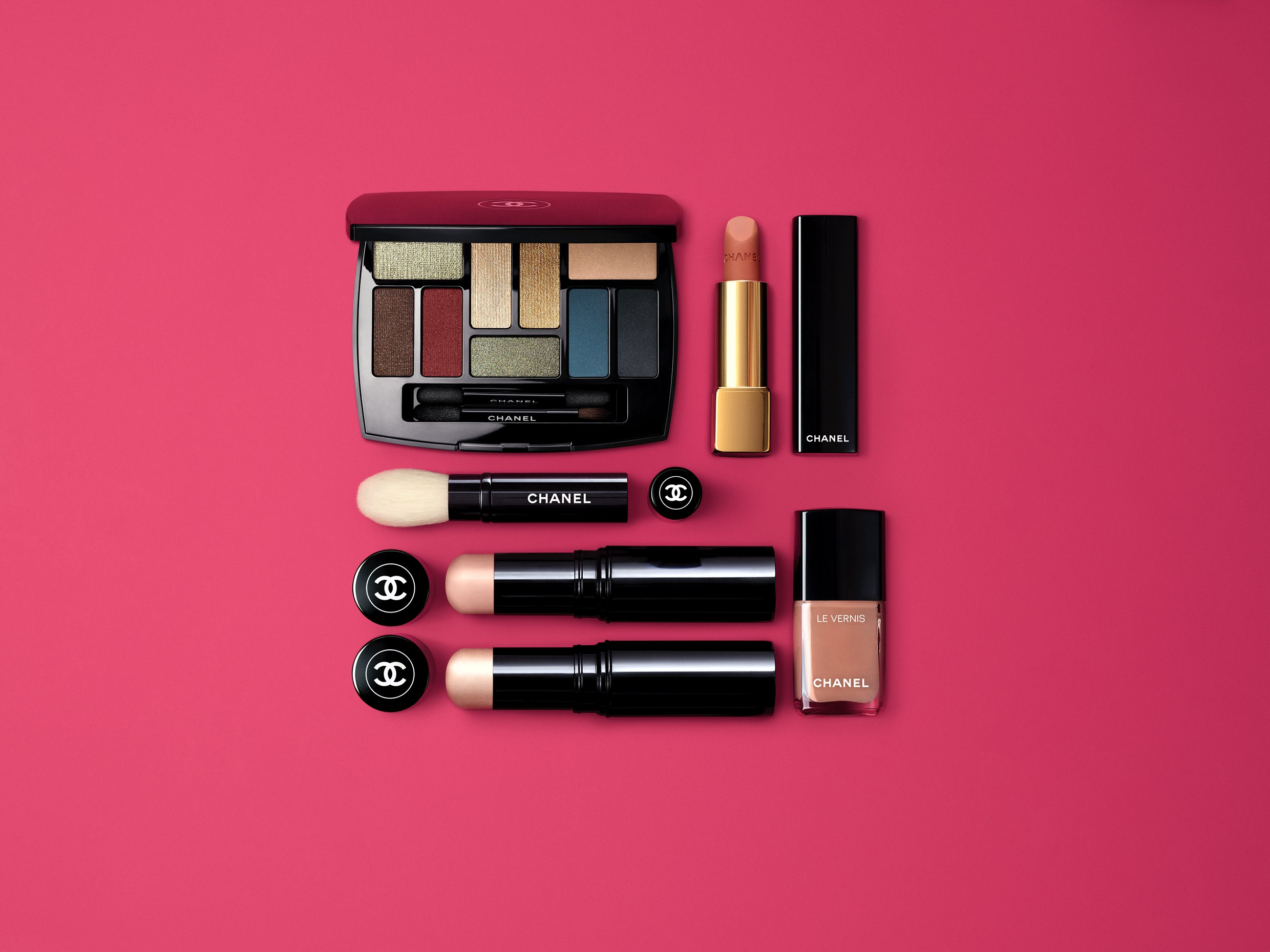 Chanel make up primavera 2019